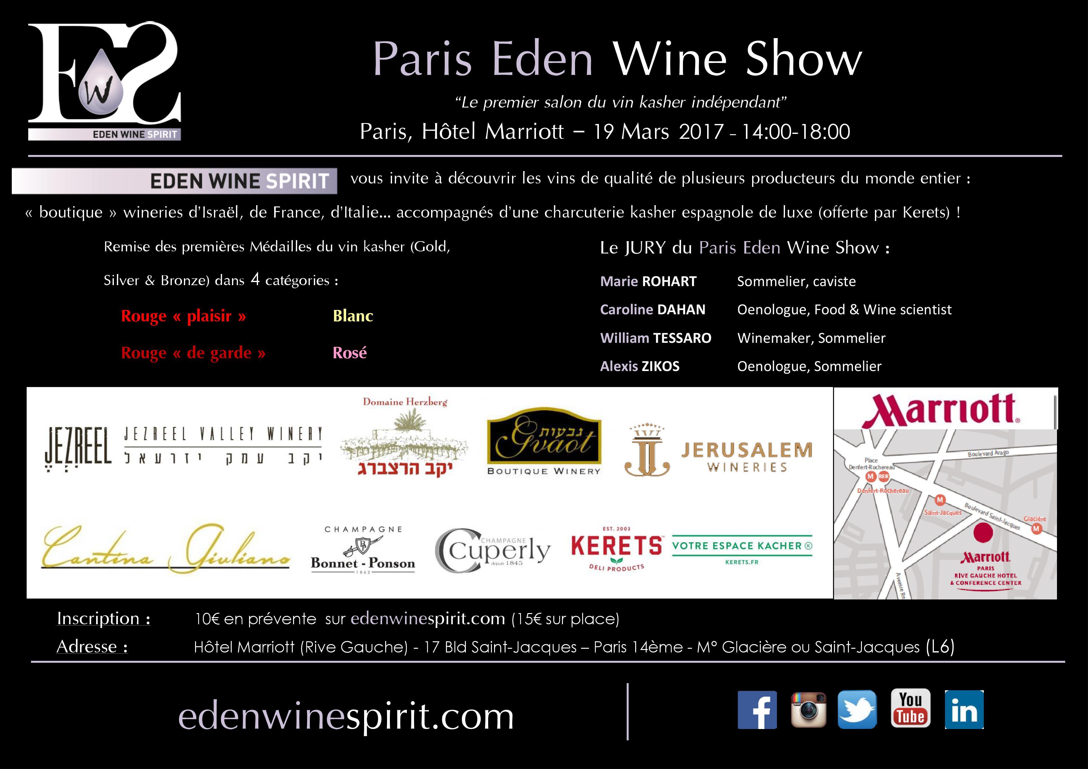 Paris Eden Wine Show