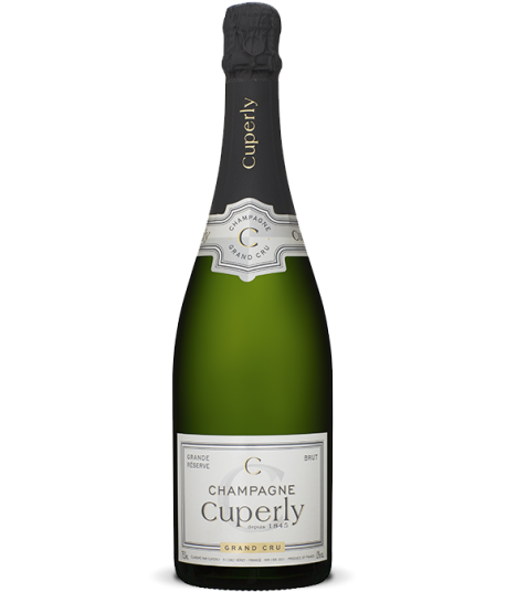 Champagne Cuperly Grande Réserve Grand Cru