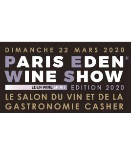 Paris Eden Wine Show 2020 - ENTREE SALON
